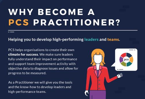 Why become a PCS practitioner